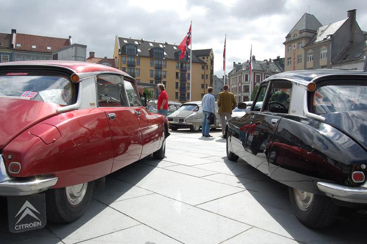 Fra landstreffet i Bergen i 2009